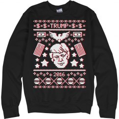 Donald Trump Sweater