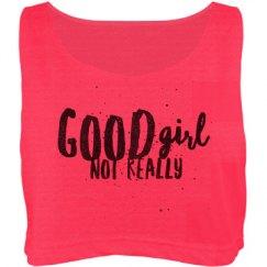 Good Girl Not Really Tank