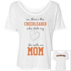 Stole my heart cheer mom