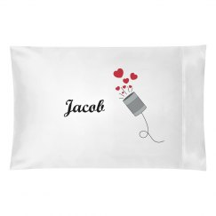 Jacob pillowcase