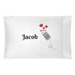 Jacob pillowcase