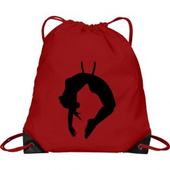 Aerial Fitness Cinch Bag