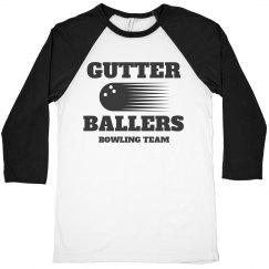 Custom Bowling Team Shirts