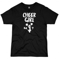 Cheer girl 24/7
