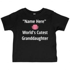 Cutest granddaughter