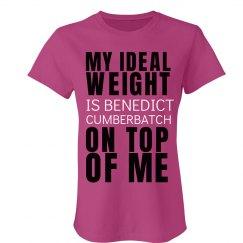 Ideal Weight Benedict