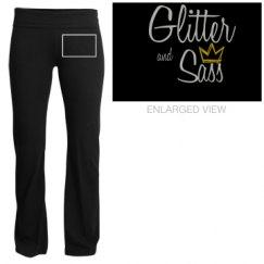 Glitter and Sass