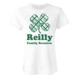 Reilly Irish Family