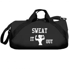 Sweat it bag