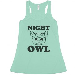 Adorable Night Owl
