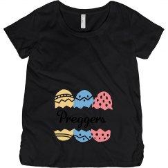Preggers Maternity Longsleeve Tee