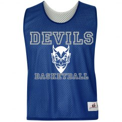 Custom Basketball Pinnie