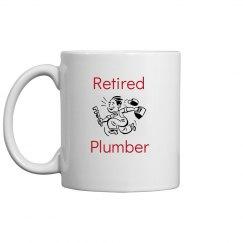 Retired plumber