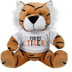 For my Tiger Pluche