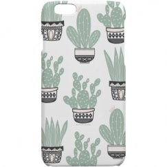 Potted Succulent iPhone 6 Case