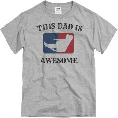 This dad is awesome