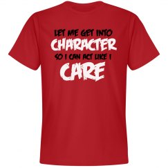 Get Into Character