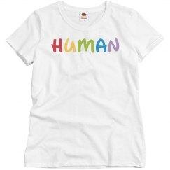 Human Rights Tee