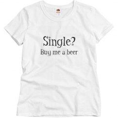 Single? Buy me a Beer