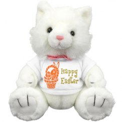 Happy Easter Stuffed Animal