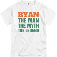 Ryan the Man