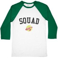 Softball squad