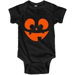 Cute Baby Pumpkin