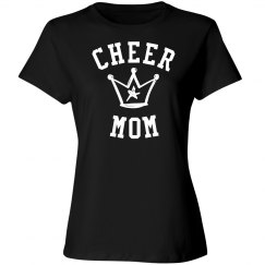 Cheer mom deserves crown