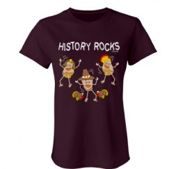 Three History Rocks