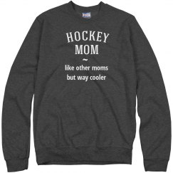 Hockey mom way cooler
