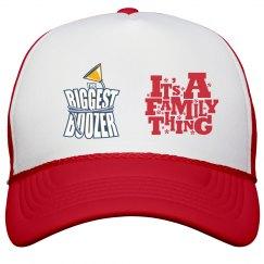 Biggest Boozer Peak Cap