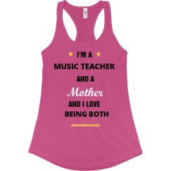 Music Teacher and Mother