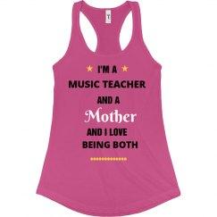 Music Teacher and Mother
