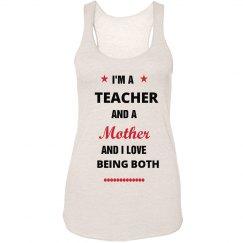 I am Teacher and Mother