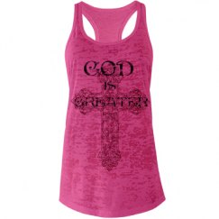 God is greater-1 W Pink