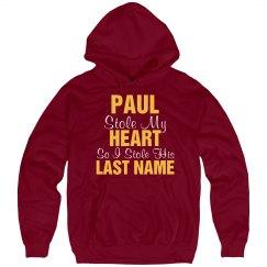 Paul stole my heart