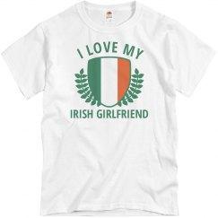 Love my Irish girlfriend
