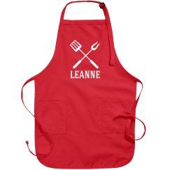 Leanne Personalized Apron