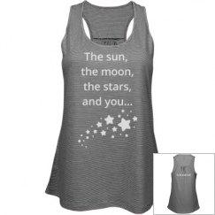 Sun Moon Stars Tank