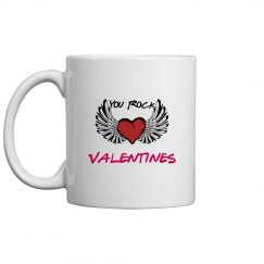 You rock valentines