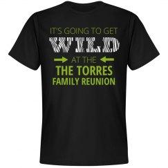 Torres family reunion