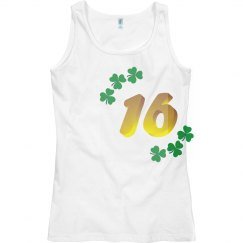 Lucky Irish 16th Birthday