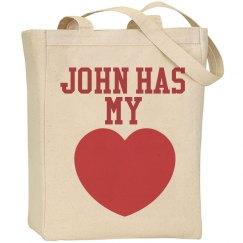John Has My Heart