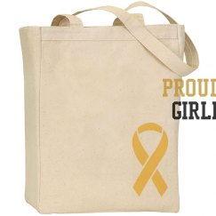 Proud Army Tote