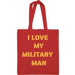 I Love My Military Man