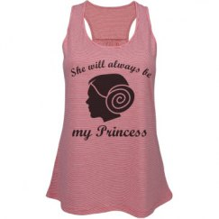 She Will Always Be My Princess Woman's Tank Top