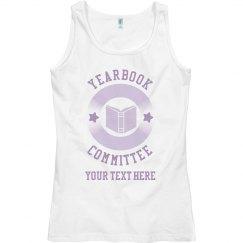 Yearbook Committee Tee