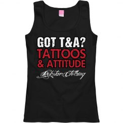 T&A - Got T&A?