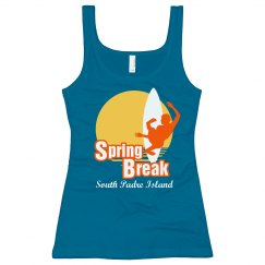 Spring Break Surfer Top
