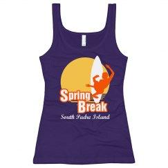 Spring Break Surfer Top